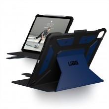 """UAG Metropolis - obudowa ochronna do iPad Pro 12.9"""" 4/5G z uchwytem do Apple Pencil (niebieska)"""