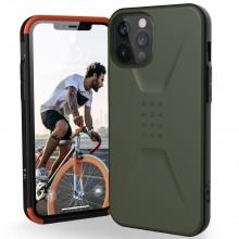 UAG Civilian - obudowa ochronna do iPhone 12 Pro Max (Olive)