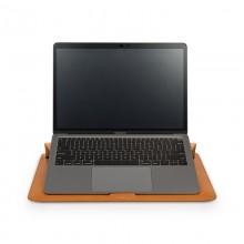"Moshi Muse 13"" 3-in-1 Slim - Pokrowiec MacBook Pro 13"" / MacBook Air 13"" (Caramel Brown)"