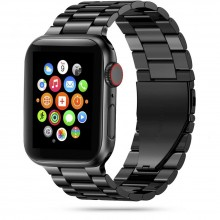 TECH-PROTECT STAINLESS APPLE WATCH 2/3/4/5/6/SE (42/44MM) BLACK
