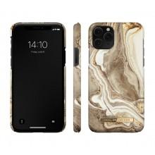 iDeal of Sweden Fashion - etui ochronne do iPhone 11 Pro/XS/X (Golden Sand Marble)