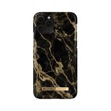 iDeal of Sweden Fashion - etui ochronne do iPhone 11 Pro/XS/X (Golden Smoke Marble)