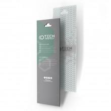 TECH-PROTECT LEATHERFIT APPLE WATCH 2/3/4/5/6/SE (42/44MM) BLACK