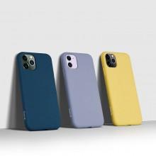 Crong Color Cover - Etui iPhone 11 (jasnozielony)