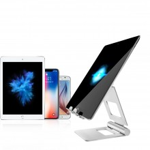 TECH-PROTECT Z10 UNIVERSAL STAND HOLDER TABLET SILVER