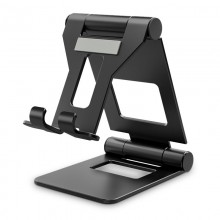 TECH-PROTECT Z10 UNIVERSAL STAND HOLDER TABLET BLACK