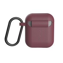 UAG Dot [U] - obudowa silikonowa do Airpods 1/2 (dusty rose)