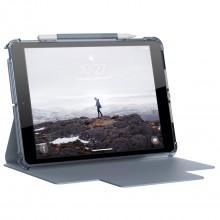 "UAG Lucent [U] - obudowa ochronna z uchwytem do Apple Pencil do iPad 10.2"" 7&8G (Soft Blue)"