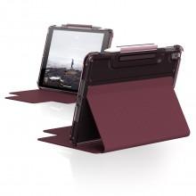 "UAG Lucent [U] - obudowa ochronna z uchwytem do Apple Pencil do iPad 10.2"" 7&8G (Aubergine/Dusty Rose)"