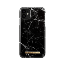 iDeal of Sweden Fashion - etui ochronne do iPhone 11/XR (Black Marble)