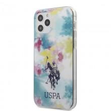 US Polo Assn Tie & Dye - Etui iPhone 12 / iPhone 12 Pro