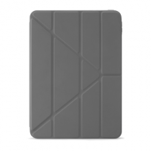 "Pipetto Origami No1 Original TPU - obudowa ochronna do iPad Pro 11"" 1/2/3G, iPad Air 10.9"" 4G (ciemno szara)"