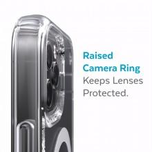 Speck Presidio Perfect-Clear + Magsafe – Etui iPhone 12 Pro Max z powłoką MICROBAN (Clear)