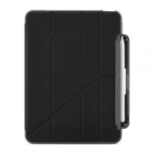 "Pipetto Origami No2 Pencil Shield - obudowa ochronna z uchwytem do Apple Pencil do iPad Air 10.9"" 2020 (czarna)"