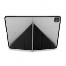 "Pipetto Origami No1 Original TPU - obudowa ochronna do iPad Pro 12.9"" 3/4/5G (czarna)"