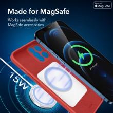 ESR CLOUD SOFT MAGSAFE IPHONE 12 PRO RED