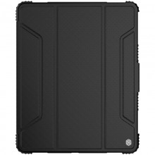 Nillkin Bumper Leather Case - Etui iPad Pro 12.9 (2020 / 2018) (Black)