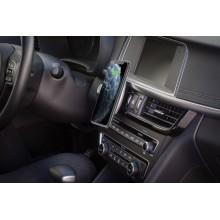 Scosche MagicMount Pro Charge Vent - uchwyt samochodowy na kratkę nawiewu z ładowaniem bezprzewodowym (czarny)