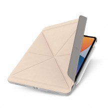 "Moshi VersaCover – Etui origami iPad Pro 11"" (2021/2018) / iPad Air 4 10.9"" (2020)(Savanna Beige)"