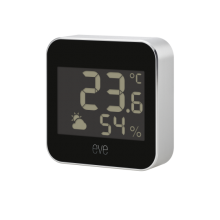 Eve Weather - monitor temperatury i wilgotności
