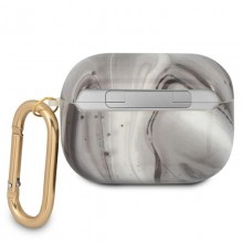 Guess Marble Est. - Etui Airpods Pro (czarny)