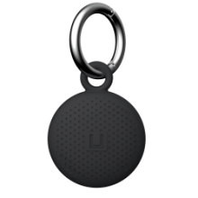 UAG Dot [U] - obudowa ochronna do AirTag keychain (czarna)
