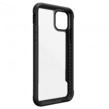 X-Doria Defense Shield - Etui aluminiowe iPhone 11 Pro Max (Drop Test 3m) (Black)