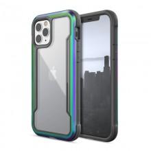 X-Doria Raptic Shield - Etui aluminiowe iPhone 12 / iPhone 12 Pro (Drop test 3m) (Iridescent)