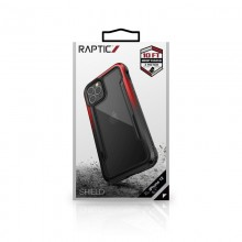 X-Doria Raptic Shield - Etui aluminiowe iPhone 12 / iPhone 12 Pro (Drop test 3m) (Gradient)