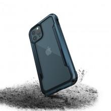 X-Doria Raptic Shield - Etui aluminiowe iPhone 12 / iPhone 12 Pro (Drop test 3m) (Pacific Blue)