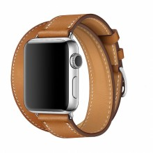 TECH-PROTECT LONGHERMS APPLE WATCH 1/2/3/4/5/6/SE (38/40MM) BROWN