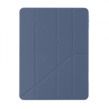 "Pipetto Origami No1 Original TPU - obudowa ochronna do iPad Pro 12.9"" 3/4/5G (navy)"