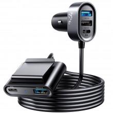 JOYROOM JR-CL05 5-PORT USB CAR CHARGER 72W BLACK