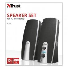 Trust MiLa 2.0 - Zestaw głośników 5W