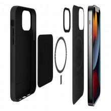 PURO SKYMAG - Etui iPhone 13 Made for MagSafe (czarny)