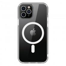 PURO LITEMAG - Etui iPhone 13 Pro MagSafe (przezroczysty)