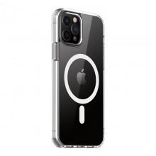 PURO LITEMAG - Etui iPhone 13 Pro Max MagSafe (przezroczysty)