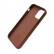 PURO SKY - Etui iPhone 13 (Brown)