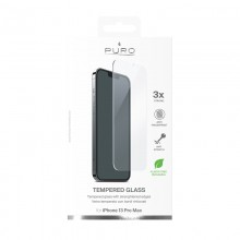 PURO Szkło ochronne hartowane na ekran iPhone 13 Pro Max