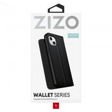 ZIZO WALLET Series - Etui z klapką iPhone 13 (czarny)