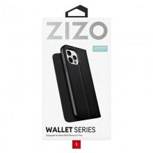 ZIZO WALLET Series - Etui z klapką iPhone 13 Pro (czarny)