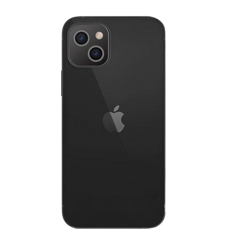 PURO 0.3 Nude - Etui iPhone 13 (przezroczysty)