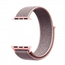 TECH-PROTECT NYLON APPLE WATCH 2/3/4/5/6/SE (38/40MM) PINK SAND