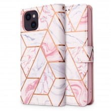 TECH-PROTECT WALLET IPHONE 13 MARBLE