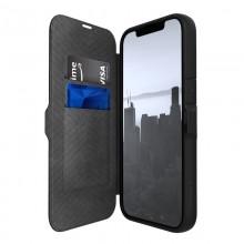 X-Doria Raptic Urban Folio - Etui z kapką iPhone 13 (Black)