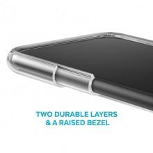 Speck Presidio Perfect-Clear + Ombre - Etui iPhone 11 Pro Max z powłoką MICROBAN (Clear/Atmosphere Fade)