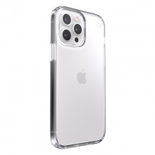Speck Presidio Perfect-Clear - Etui iPhone 13 Pro Max z powłoką MICROBAN (Clear)
