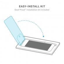 Speck Shieldview Glass - Hartowane szkło ochronne iPhone 13 / iPhone 13 Pro z powłoką MICROBAN