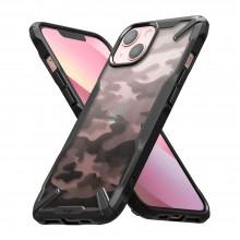 RINGKE FUSION X IPHONE 13 CAMO BLACK