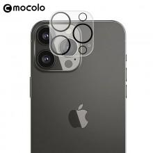 Mocolo Silk Camera Glass - Szkło ochronne na obiektyw aparatu iPhone 13 Pro Max